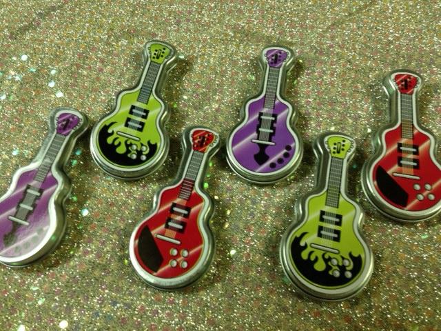 Guitar mints