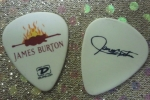 Guitar picks - white