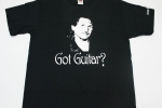 T-Shirt 'Got guitar?'