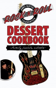 James Burton Foundation Dessert cookbook