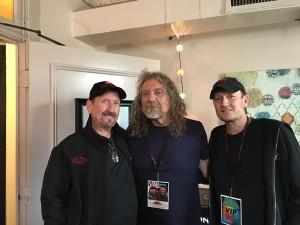 Robert Plant Fundraiser