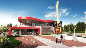 The James Burton Guitar and Car Museum