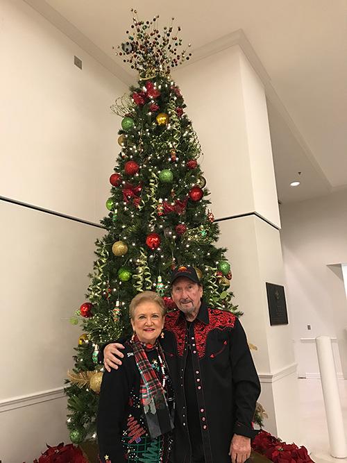 Burton' Christmas